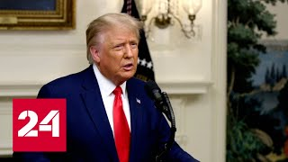 Трамп призвал ООН наказать Китай за коронавирус Россия 24