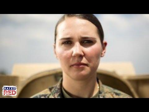 Meet the First Female Marine Tank Commander