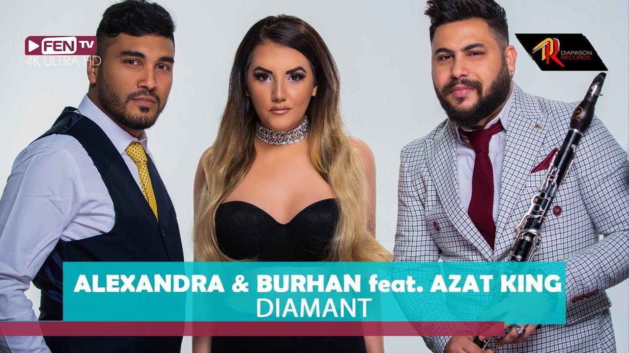 ALEXANDRA & BURHAN ft. AZAT KING - Diamant / АЛЕКСАНДРА и БУРХАН ft. AZAT KING - Диамант