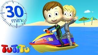 Deportes   moto de agua   TuTiTu Deportes en español   30 minutos Especial