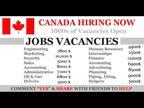 How To Find Job in Canada from India | Jobs for Indian in Ca