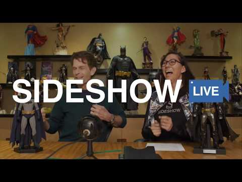 Kevin Conroy  Voice of Batman!  Side Live