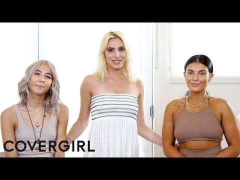 Lele Pons vs Gabriel Zamora: The Makeover Challenge | COVERGIRL
