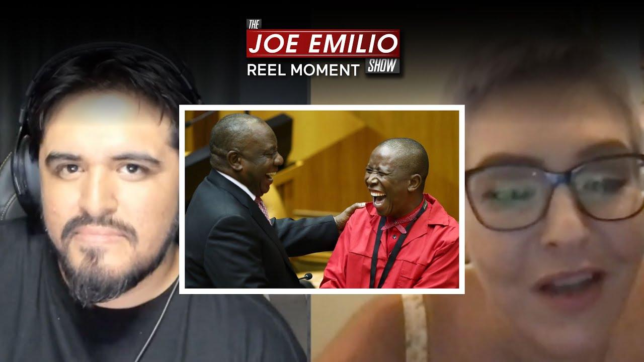 EFF and ANC Coalition a possibility?  | Natasha Mazzone | Reel Moment