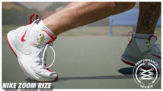 Hey Guys! Today we have the Nike Zoom Rize Performance Review. More Information: https://weartesters.com/nike-zoom-rize-performance-review/ Available ...