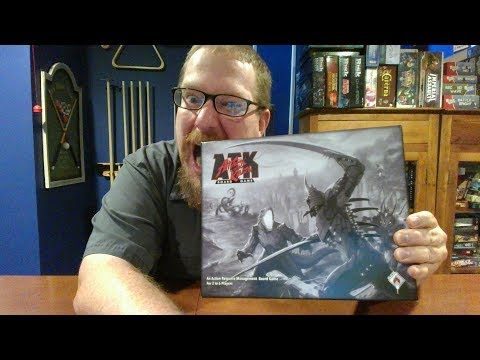 Attack of the Kaiju Board Game
