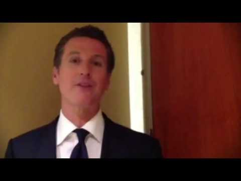 Join Gavin Newsom & the 1:1 Fund and Support SF Students Striving for College