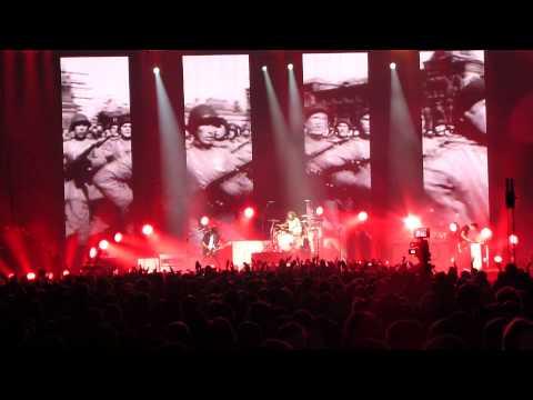 Silbermond - Waffen @ Tui Arena Hannover