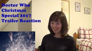 Doctor Who Christmas Special 2017 Trailer Reaction