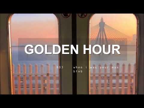 GOLDEN HOUR playlist pt 4 | chill kindie khiphop krnb