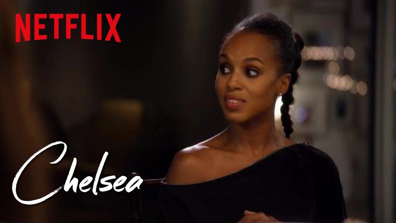 Kerry Washington on Scandal's End   Chelsea   Netflix