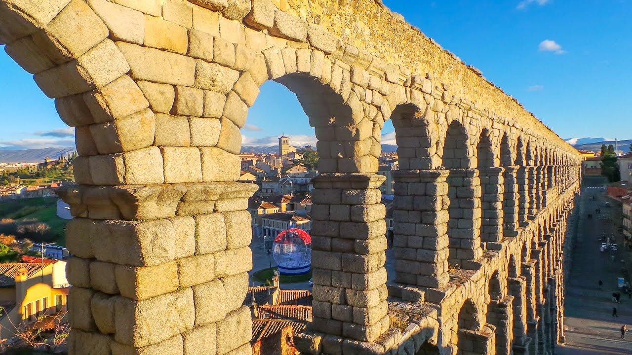 Acueducto Romano de Segovia - Castilla y León - España