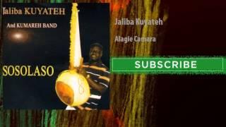 Jaliba Kuyateh - Alagie Camara