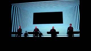 Kraftwerk - Electric Cafe |  Live @ Alte Kongresshalle, Munich
