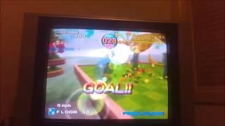 Super Monkey Ball Advanced Speedrun in 1:12