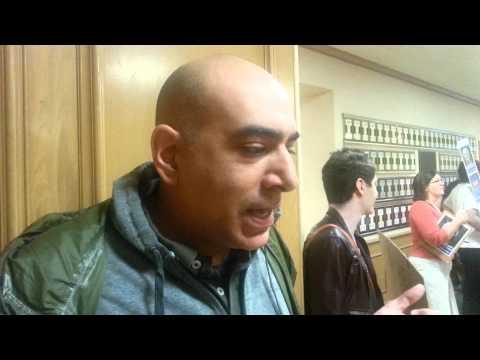 Ali Abunimah from Electronic Intifada testimony #UIStudents4Salaita