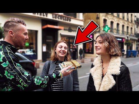 POUR 1000 EUROS TU QUITTE TON COPAIN ? 😓