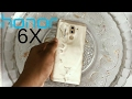 Honor 6X Water Test! Actually Waterproof?