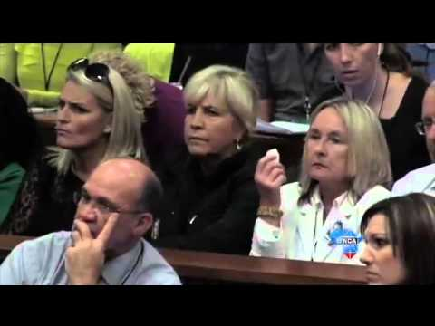 Pistorius Trial: Nel grills Blade Runner on stand