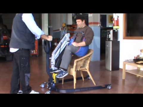 Sollevatori Mobili Per Piscina : Sollevatore per disabili per ambienti e per veicoli barriere