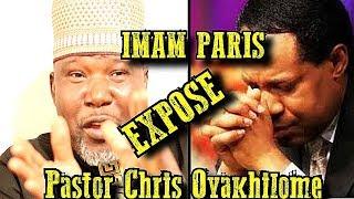 IMAM PARIS EXPOSE PASTOR CHRIS OYAKHILOME (Narrow Escape)