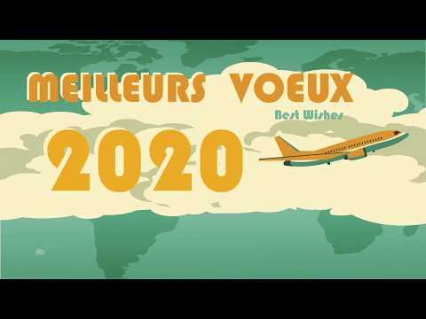 L'ENAC vous souhaite une excellente année 2020 !