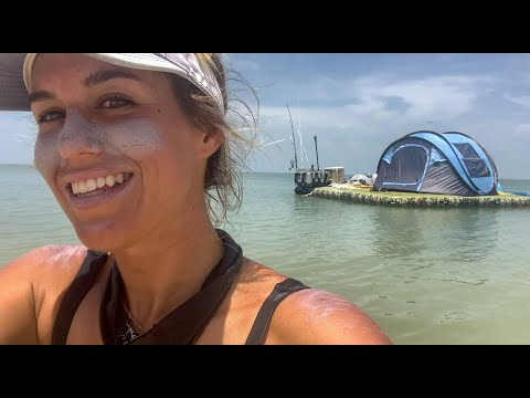 Primitive Ocean Camping   Dome Houses