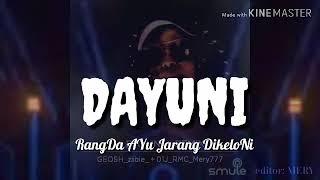 """ DAYUNI "" Rangda Ayu Jarang Dikeloni #duet Zi feat Mery"