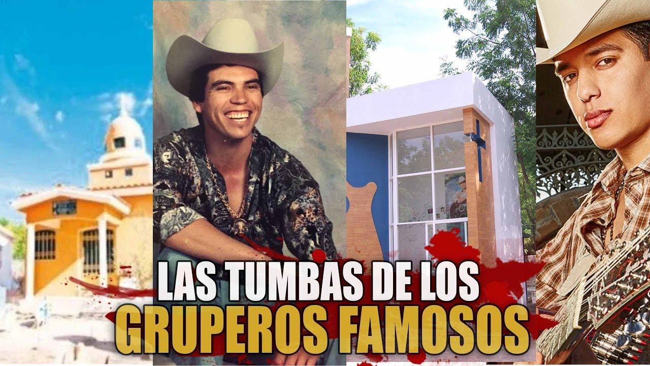Download Así lucen las tumbas de los gruperos famosos en Sinaloa