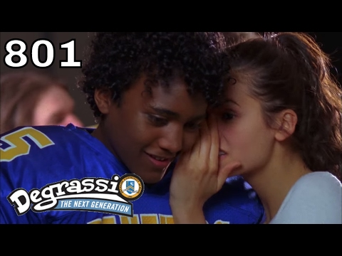 Degrassi 801 - The Next Generation | Season 08 Episode 01 | HD | Uptown Girl, Pt. 1