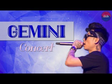 [KCu.RO TV] GEMINI Concert