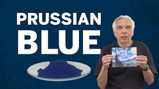Dr. Joe Schwarcz: The origins of Prussian blue