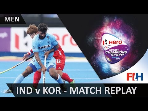 HCT  DAY 4   IND v KOR - MATCH REPLAY