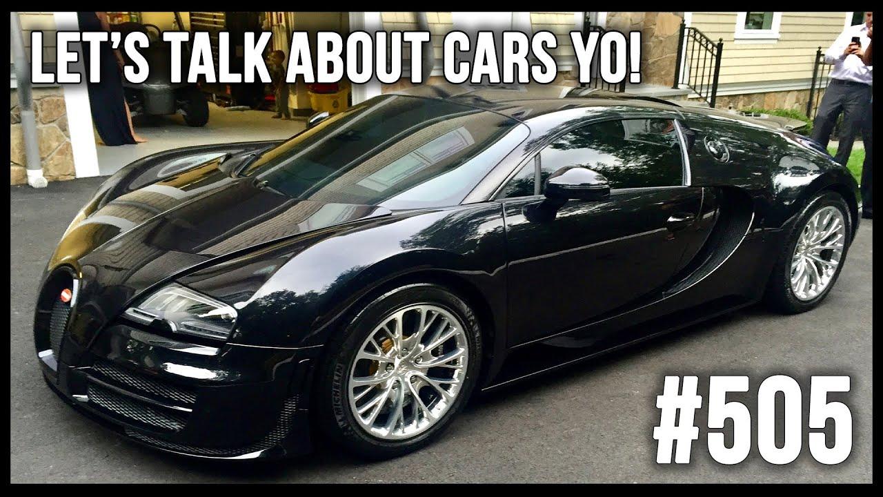 Getting a Bugatti!! | LTACY #505