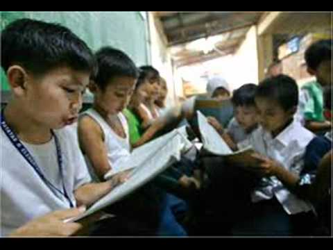 A PRAYER FOR EDUCATION IN THE PHILIPPINES