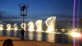 Fontaine Morocco-Mall Au Rythme Du Chaabi