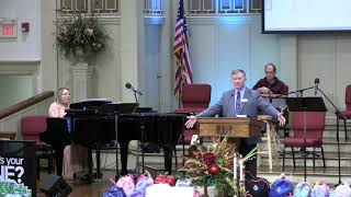 October 18, 2020 Service [Trimmed] at First Baptist Thomson, Streaming License 201531172