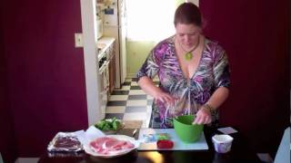 Pork Chop Roll-ups
