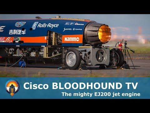Cisco BHTV: The mighty EJ200 jet engine