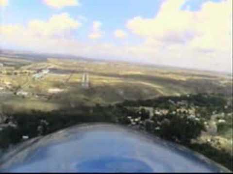 Landing at Farmington New Mexico