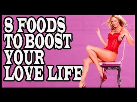 8 Aphrodisiac Foods for Valentine's Day Sexy Time