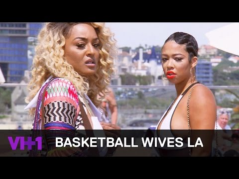 The Duffey & Tami Roman Fight Turns Into A Physical Brawl  Basketball Wives LA