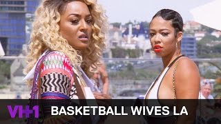 The Duffey & Tami Roman Fight Turns Into A Physical Brawl | Basketball Wives LA