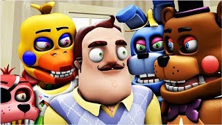 - SFM Neighbor FNAF Neighbor VS The New Age Rockstar Animatronics DIRECTORS CUT