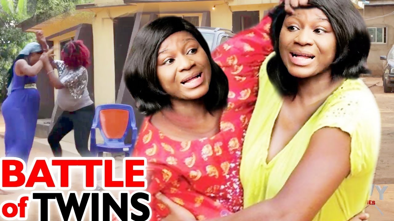 Download Battle Of Twins (COMPLETE MOVIE) - Destiny Etiko 2020 Latest Nigerian Movie