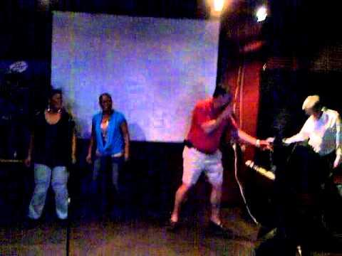 ATX Paulie Singing Karaoke 2012