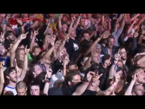 Korn - Another brick in the wall (Pink Floyd cover) 2014 Sziget