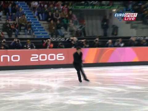 Evan LYSACEK 2006 Olympics LP