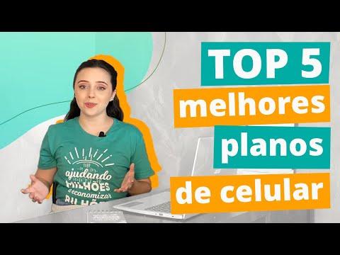 QUAL O MELHOR PLANO DE CELULAR EM 2021? RANKING TOP 5 PLANOS