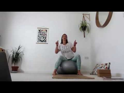 Pregnancy Yoga Ball 2
